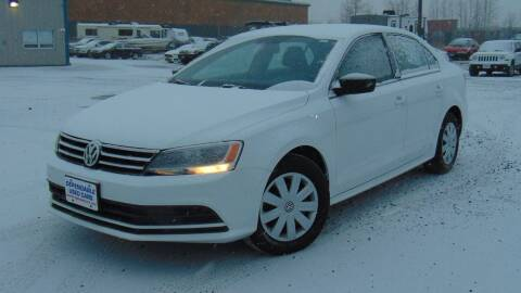 2016 Volkswagen Jetta for sale at Dependable Used Cars in Anchorage AK
