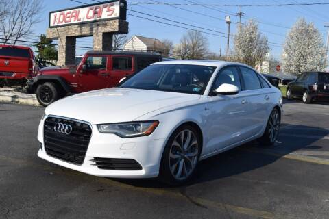 2014 Audi A6 for sale at I-DEAL CARS in Camp Hill PA