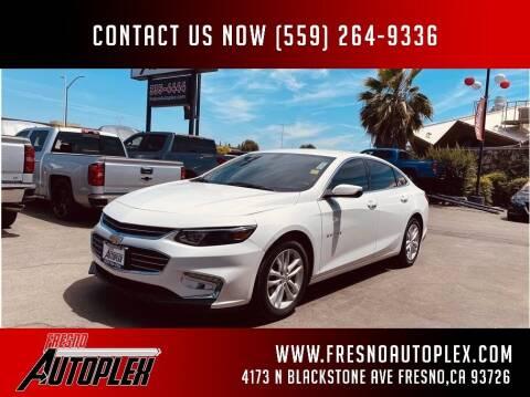 2018 Chevrolet Malibu for sale at Carros Usados Fresno in Clovis CA