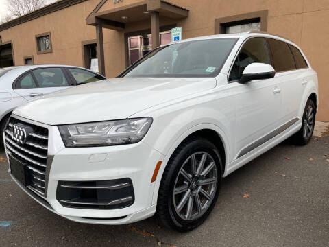 2018 Audi Q7 for sale at Vantage Auto Wholesale in Lodi NJ