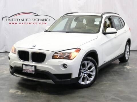 2013 BMW X1 for sale at United Auto Exchange in Addison IL
