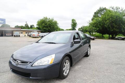 2004 Honda Accord for sale at RICHARDSON MOTORS USED CARS - Buy Here Pay Here in Anderson SC