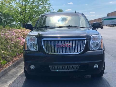 2011 GMC Yukon for sale at William D Auto Sales in Norcross GA