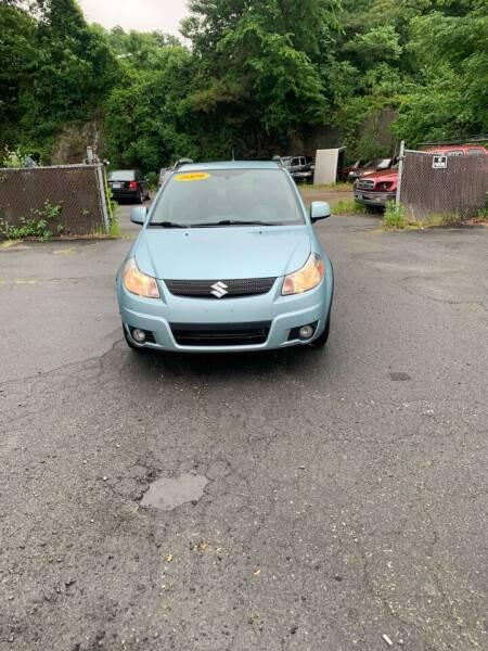 2009 Suzuki SX4 Crossover for sale at ALAN SCOTT AUTO REPAIR in Brattleboro VT