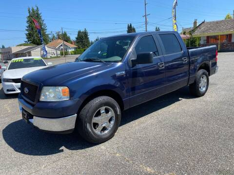 2005 Ford F-150 for sale at MK MOTORS in Marysville WA