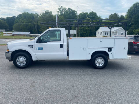 2003 Ford F-350 Super Duty for sale at Stikeleather Auto Sales in Taylorsville NC
