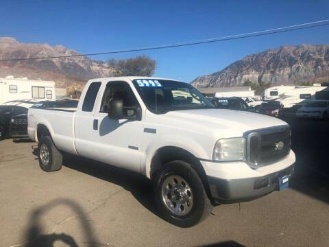 2005 Ford F-350 Super Duty for sale at Orem Auto Outlet in Orem UT