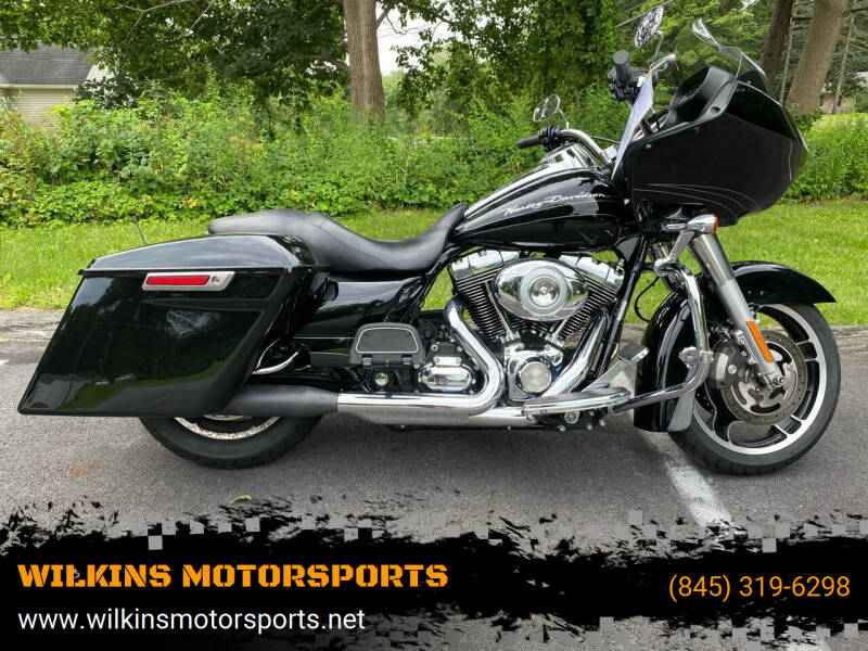 2010 Harley-Davidson Road Glide for sale at WILKINS MOTORSPORTS in Brewster NY