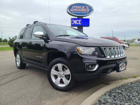 2014 Jeep Compass for sale at Monkey Motors in Faribault MN