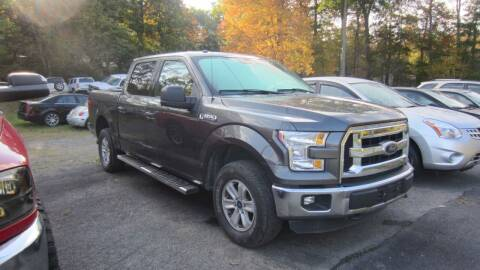 2016 Ford F-150 for sale at Auto Outlet of Morgantown in Morgantown WV