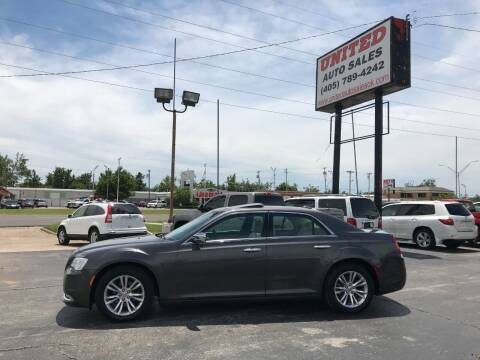 2016 Chrysler 300 for sale at United Auto Sales in Oklahoma City OK