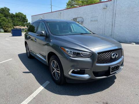 2018 Infiniti QX60 for sale at Consumer Auto Credit in Tampa FL