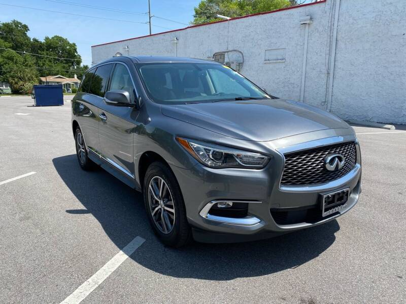 2018 Infiniti QX60 for sale at LUXURY AUTO MALL in Tampa FL
