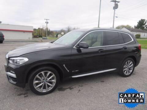 2018 BMW X3 for sale at DUNCAN SUZUKI in Pulaski VA