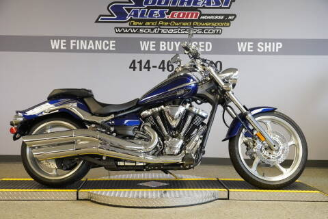 2014 Yamaha Raider for sale at Southeast Sales Powersports in Milwaukee WI