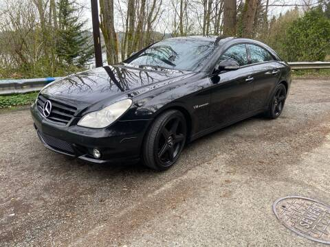 2006 Mercedes-Benz CLS for sale at Maharaja Motors in Seattle WA