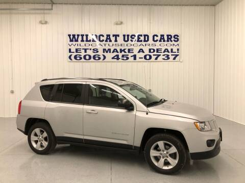 2011 Jeep Compass for sale at Wildcat Used Cars in Somerset KY