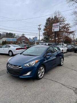 2014 Hyundai Elantra GT for sale at NEWFOUND MOTORS INC in Seabrook NH
