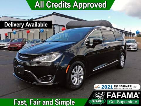 2018 Chrysler Pacifica for sale at FAFAMA AUTO SALES Inc in Milford MA