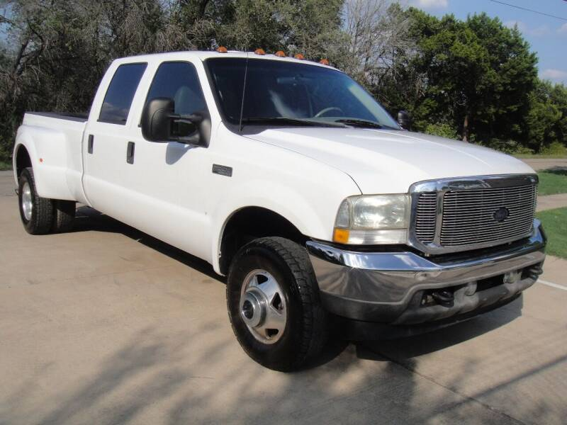 2002 Ford F-350 Super Duty for sale at Coleman Auto Group in Austin TX