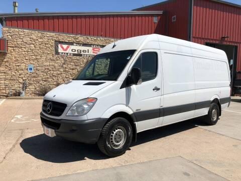 2012 Mercedes-Benz Sprinter Cargo for sale at Vogel Sales Inc in Commerce City CO