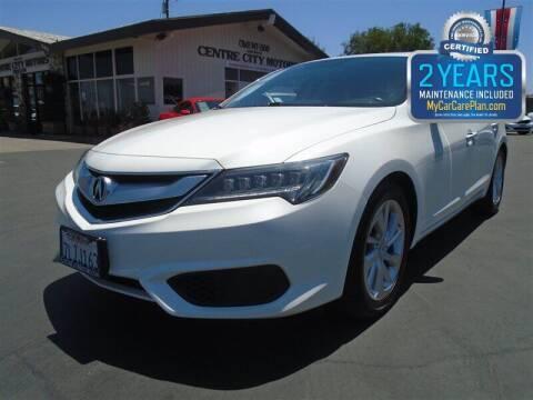 2016 Acura ILX for sale at Centre City Motors in Escondido CA
