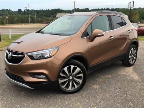 2017 Buick Encore for sale at STATELINE CHEVROLET BUICK GMC in Iron River MI