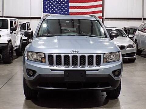 2014 Jeep Compass for sale at Texas Motor Sport in Houston TX