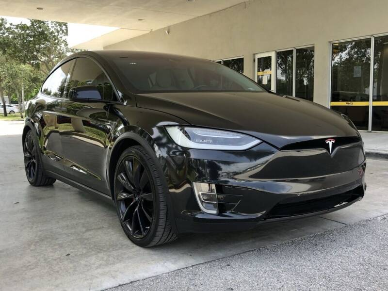 2016 Tesla Model X  - Davie FL