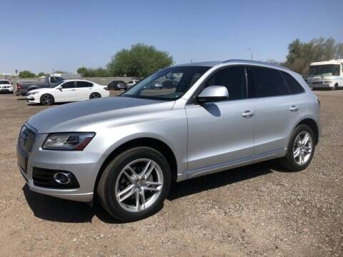 2014 Audi Q5 for sale at AUTO HOUSE PHOENIX in Peoria AZ