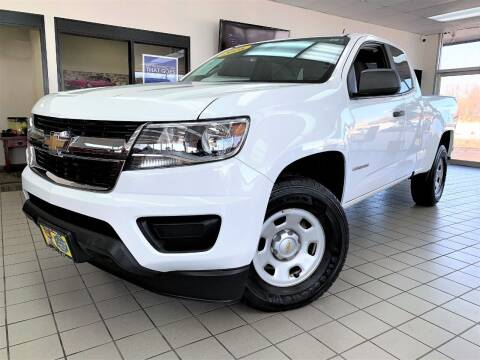 2016 Chevrolet Colorado for sale at SAINT CHARLES MOTORCARS in Saint Charles IL