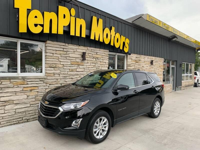2019 Chevrolet Equinox for sale at TenPin Motors LLC in Fort Atkinson WI