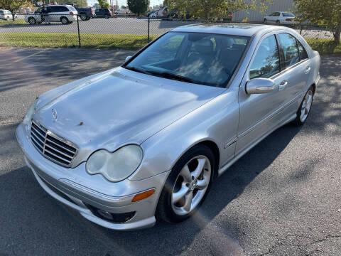 2006 Mercedes-Benz C-Class for sale at Diana Rico LLC in Dalton GA
