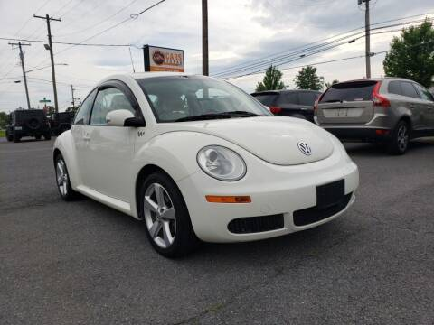 2008 Volkswagen New Beetle for sale at Cars 4 Grab in Winchester VA
