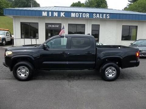 2019 Toyota Tacoma for sale at MINK MOTOR SALES INC in Galax VA