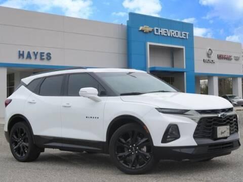 2019 Chevrolet Blazer for sale at HAYES CHEVROLET Buick GMC Cadillac Inc in Alto GA
