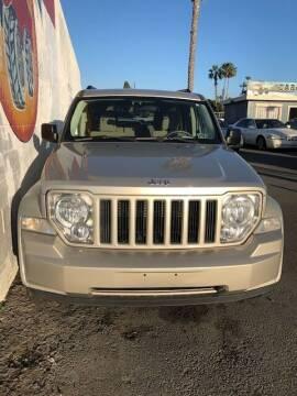 2008 Jeep Liberty for sale at CABO MOTORS in Chula Vista CA