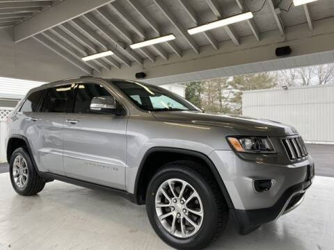 2015 Jeep Grand Cherokee for sale at Pasadena Preowned in Pasadena MD