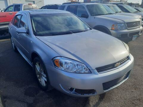 2014 Chevrolet Impala Limited for sale at Tower Motors in Brainerd MN