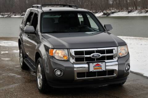 2011 Ford Escape for sale at Auto House Superstore in Terre Haute IN