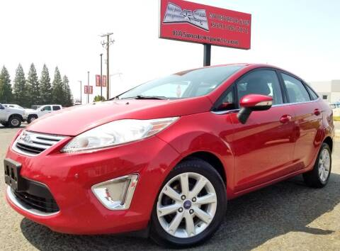 2012 Ford Fiesta for sale at BAS MOTORSPORTS in Clovis CA