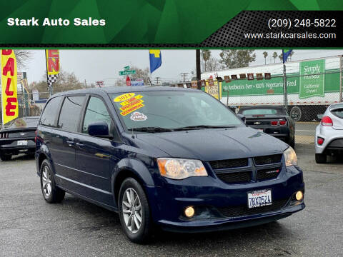 2014 Dodge Grand Caravan for sale at Stark Auto Sales in Modesto CA