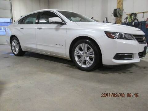 2015 Chevrolet Impala for sale at Auto Acres in Billings MT