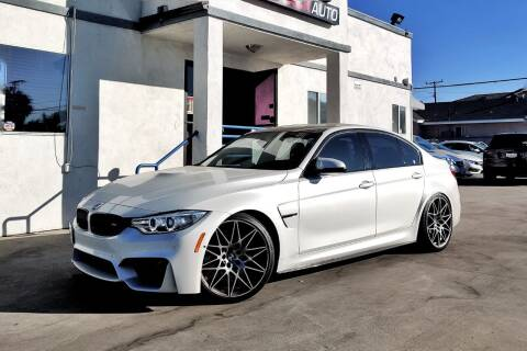 2017 BMW M3 for sale at Fastrack Auto Inc in Rosemead CA