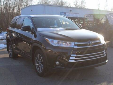 2019 Toyota Highlander for sale at Street Track n Trail - Vehicles in Conneaut Lake PA