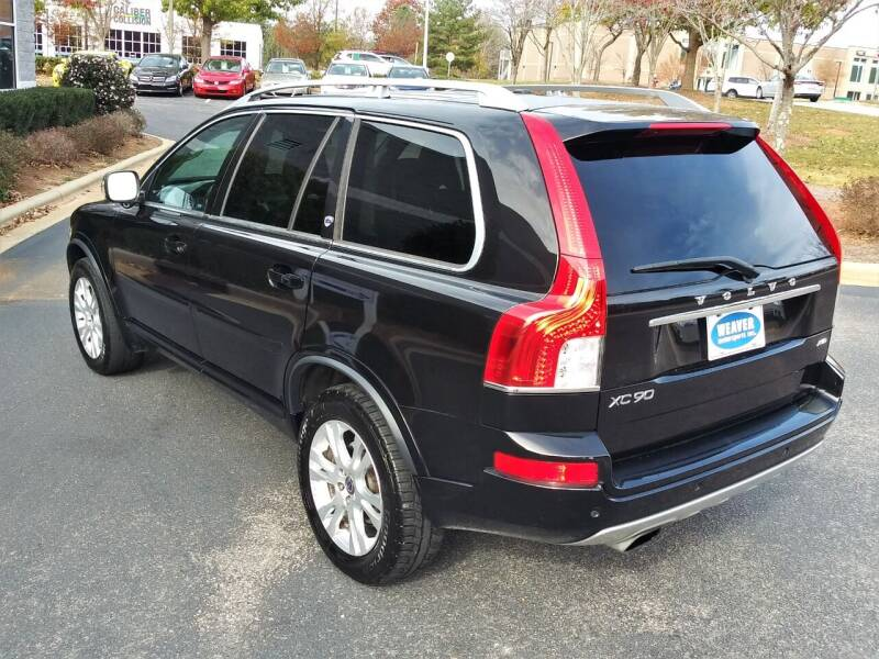 2013 Volvo XC90 for sale at Weaver Motorsports Inc in Cary NC