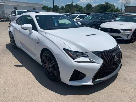 2017 Lexus RC F for sale at KAYALAR MOTORS in Houston TX