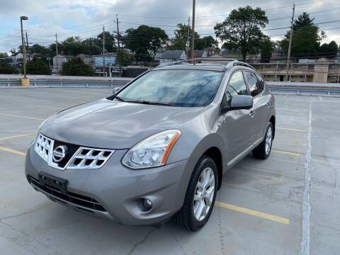 2012 Nissan Rogue for sale at JG Auto Sales in North Bergen NJ