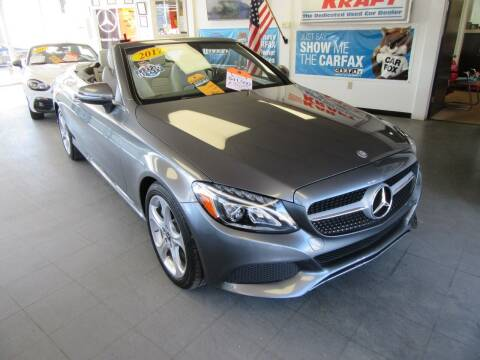2017 Mercedes-Benz C-Class for sale at Kar Kraft in Gilford NH