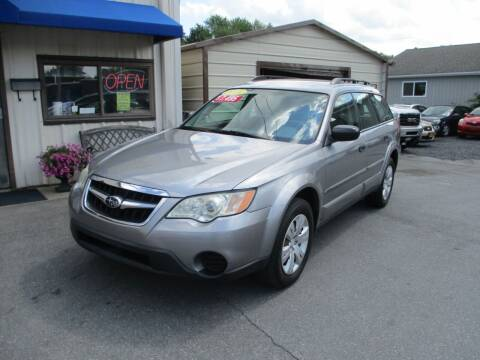 2008 Subaru Outback for sale at TRI-STAR AUTO SALES in Kingston NY